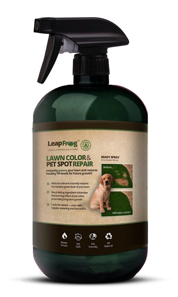 LeapFrog Lawns Instant Lawn Repair